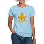 Canada Souvenir Varsity Women's Light T-Shirt
