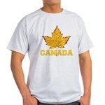 Canada Souvenir Varsity Light T-Shirt