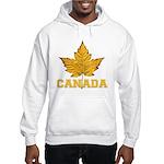 Canada Souvenir Varsity Hooded Sweatshirt