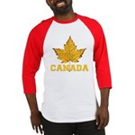 Canada Souvenir Varsity Baseball Jersey
