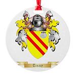 Treacy Round Ornament