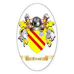 Treacy Sticker (Oval 10 pk)