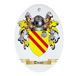 Treacy Oval Ornament