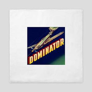 Dominator Queen Duvet