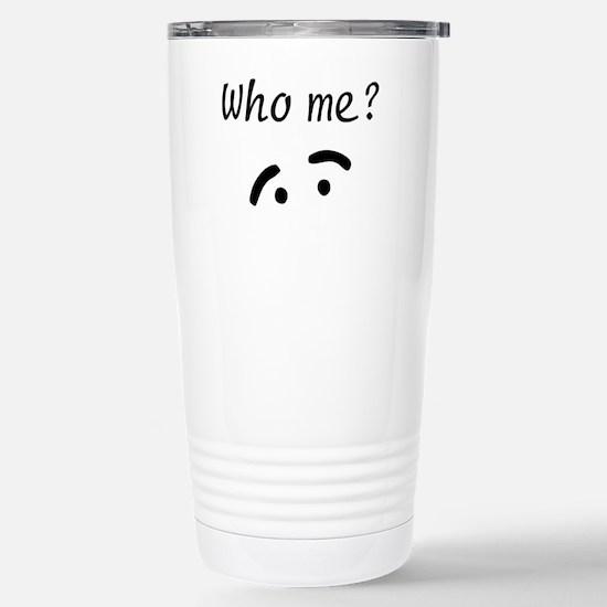 Who Me? Mugs