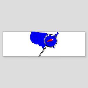 State of Kentucky Bumper Sticker