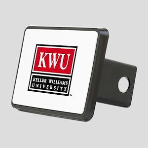kwu_logo_stack_000 Rectangular Hitch Cover