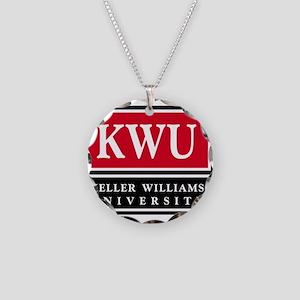 kwu_logo_stack_000 Necklace Circle Charm