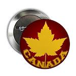 "Canada Souvenir Varsity 2.25"" Button (100 pack)"