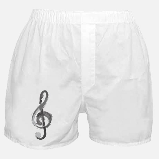 TREBLE CLEF Boxer Shorts