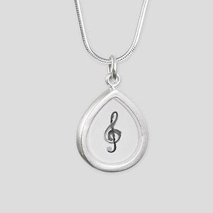 TREBLE CLEF Necklaces