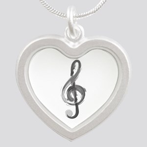TREBLE CLEF Necklaces
