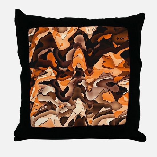Illustrative Throw Pillow