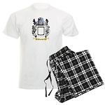 Traviss Men's Light Pajamas