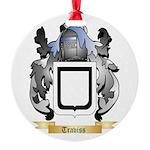 Traviss Round Ornament