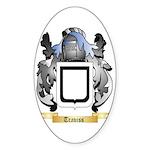 Traviss Sticker (Oval 50 pk)