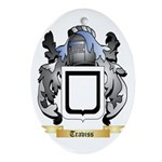 Traviss Oval Ornament
