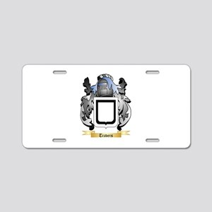 Travers Aluminum License Plate
