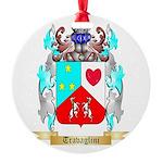 Travaglini Round Ornament