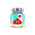 Travaglini Sticker (Rectangle 10 pk)