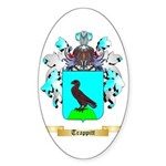 Trappitt Sticker (Oval 10 pk)