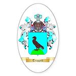 Trappitt Sticker (Oval 50 pk)