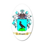 Trappitt 35x21 Oval Wall Decal