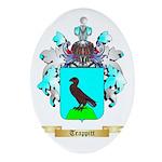 Trappitt Oval Ornament
