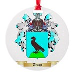 Trapp Round Ornament