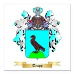 Trapp Square Car Magnet 3