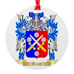 Trant Round Ornament