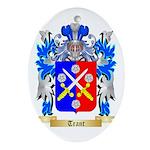 Trant Oval Ornament