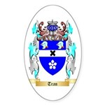 Tran Sticker (Oval 10 pk)