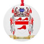 Tramailie Round Ornament