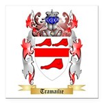 Tramailie Square Car Magnet 3