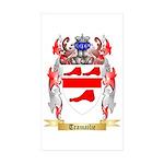 Tramailie Sticker (Rectangle 50 pk)