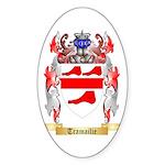 Tramailie Sticker (Oval 10 pk)