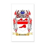 Tramailie 20x12 Wall Decal