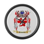 Tramailie Large Wall Clock