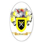 Tozar Sticker (Oval 50 pk)