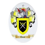Tozar Oval Ornament
