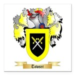 Towser Square Car Magnet 3