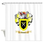 Towser Shower Curtain