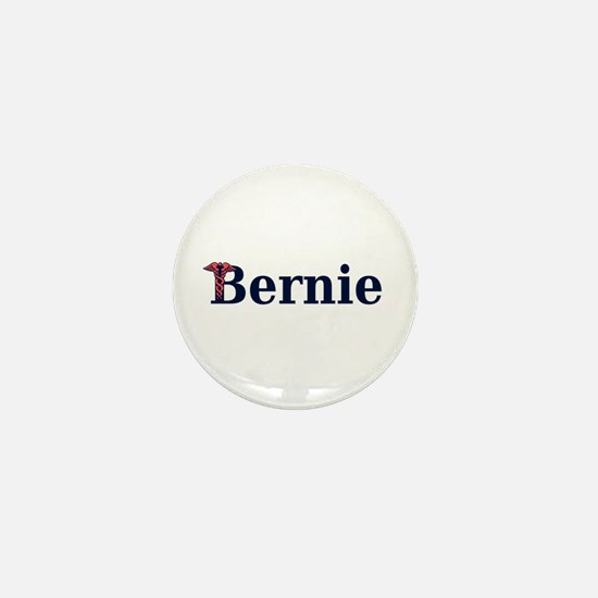 Nurses for Bernie Mini Button