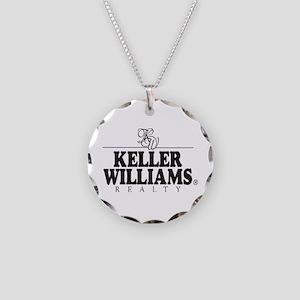 kw_stack_black_bg Necklace Circle Charm