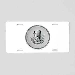 NORSE Aluminum License Plate
