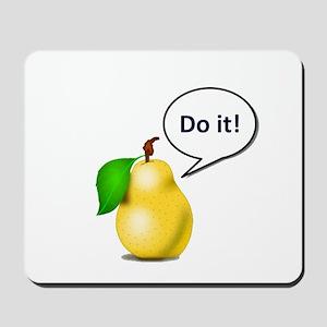 Pear Pressure Mousepad