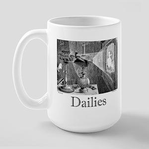 Dailies Large Mug