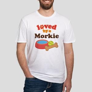Morkie Dog T-Shirt
