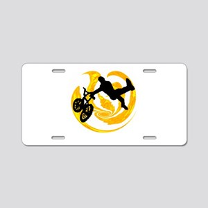 TAILWHIP Aluminum License Plate
